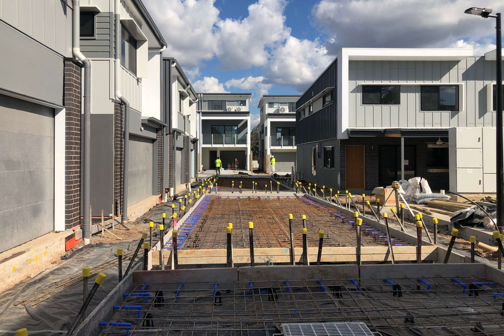 Coopers Plains Building project