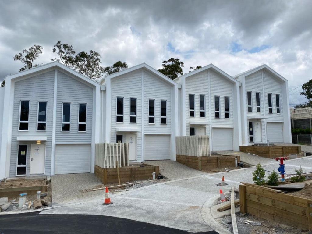 Everton Hills building project