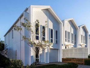 Everton Hills carpentry project