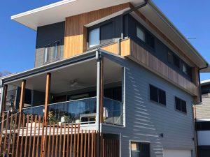 Kelvin Grove carpentry project